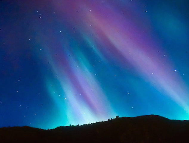 Aurora Borealis Could Appear on New Years Eve