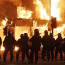 Did Solar Flares Trigger the London Riots?