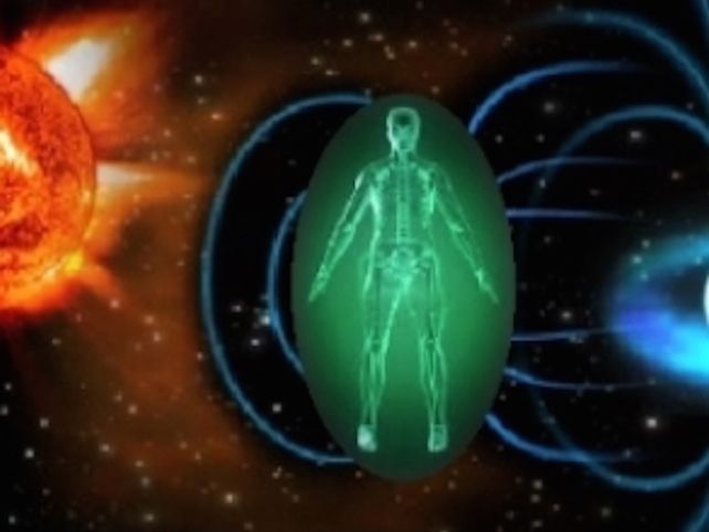 Blame It On the Sun: Solar Flares, Humans & Violence