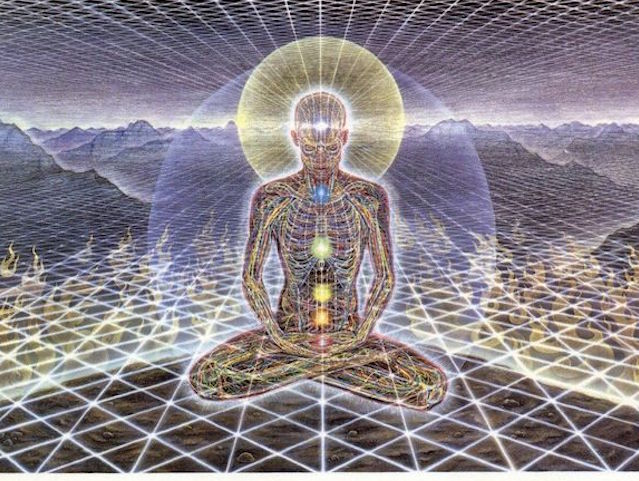 Manly Hall:  Magnetic Fields of the Human Body and Their Functions