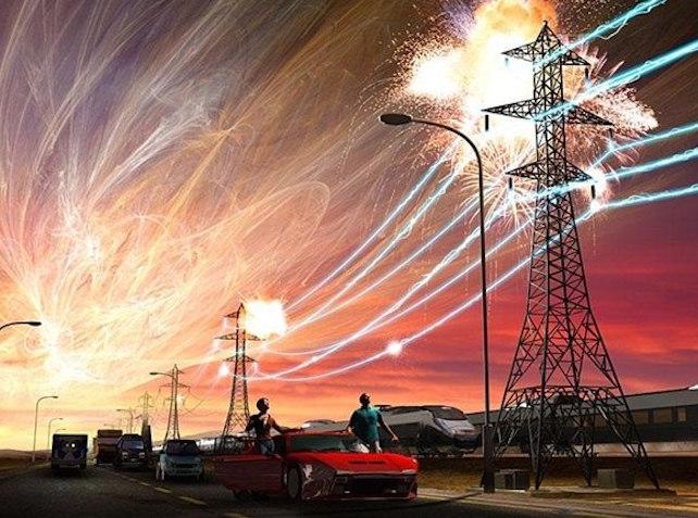 400 Chernobyls: Solar Flares, EMP, and Nuclear Armageddon